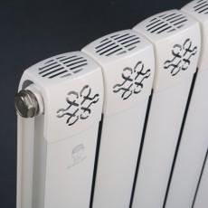 铜铝复合75*70型散热器
